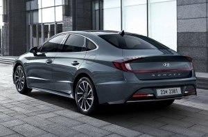 После обновления Hyundai Sonata может получить полный привод