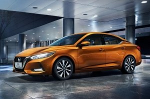 Китайский бестселлер: Nissan представила в Шанхае новый Sylphy