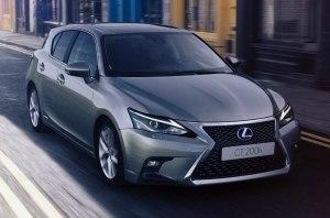 Lexus превратит компактный CT 200h в кроссовер?