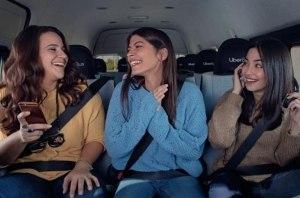С мая в Киеве появятся маршрутки Uber Shuttle