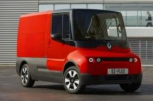Renault представила очень квадратный фургон EZ-FLEX