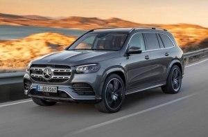 Mercedes-Benz озвучил официальный ценник GLS 2020
