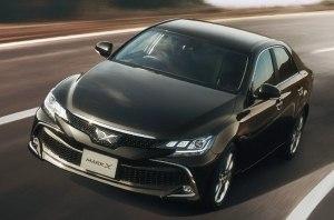 Toyota решила отказаться от больших седанов Mark X