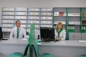 В Украине автомобильные номера теперь можно получить по почте