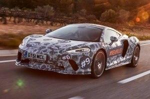 McLaren опубликовала новые фотографии «суперкара для дальних поездок»