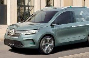 Renault показал дизайн следующего Kangoo