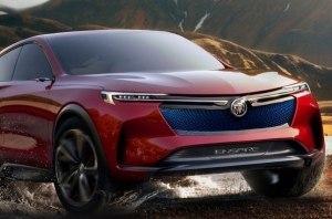 Buick утвердил выпуск нового купеобразного кроссовера