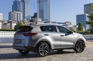 KIA Sportage стал безоговорочным лидером рынка новых автомобилей в Украине
