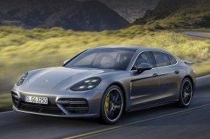 10 лет Porsche Panamera: спортивный седан премиум класса первопроходец среди гибридов