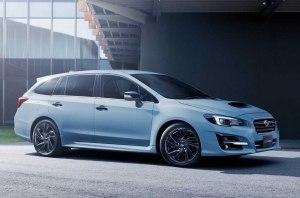 Subaru представила «заряженный» универсал Levorg STI Sport