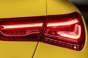 Седан Mercedes-AMG CLA35 получит 306-сильный двухлитровый турбоагрегат
