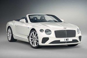 Bentley посвятил Баварии спецверсию кабриолета Continental GT