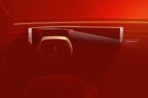 Volkswagen сделает электрокроссовер с прямоугольным рулем