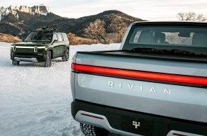 Rivian планирует выпуск еще шести моделей