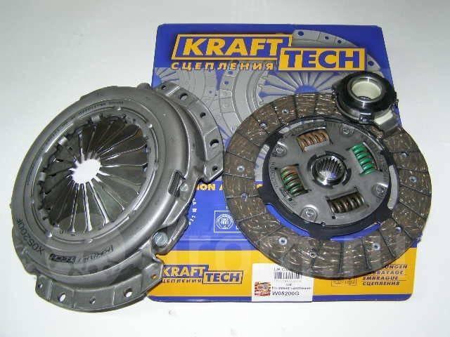 Сцепление от торговой марки «Kraft TECH» в России