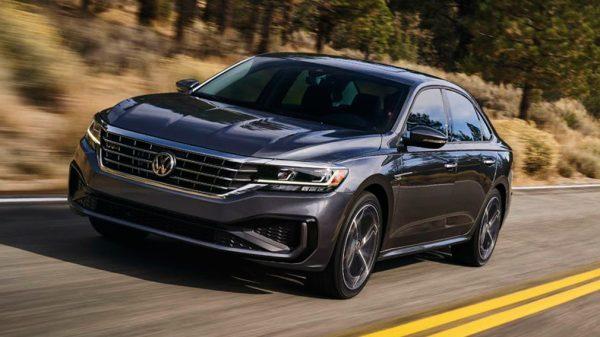 Обновленный Volkswagen Passat 2020 по выгодной цене