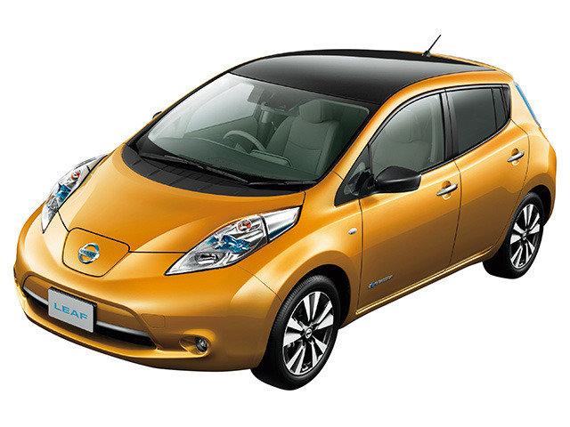История Nissan Leaf ZE0