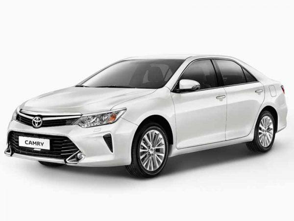 Прокат автомобилей Toyota Camry в Крыму